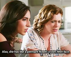 Crazy Ex Girlfriend Meme - we could get a peabody for this crazy ex girlfriend recap