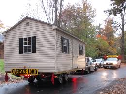 how to get ready for a shed delivery byler barns