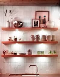 mid mod kitchen open shelving midcentury kitchen denver by