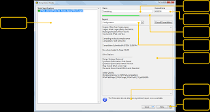 labview fpga compilation process from run button to bitfile
