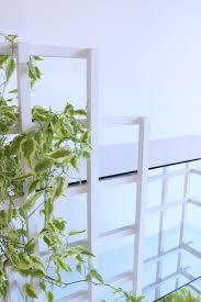 houseplant trellis indoor vines trellis tables and shelves from moonish gardenista