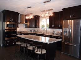 Kitchen Transitional Design Ideas - cool mother of pearl tile backsplash decorating ideas gallery in