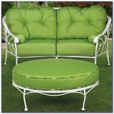 vintage white wrought iron patio furniture patios home