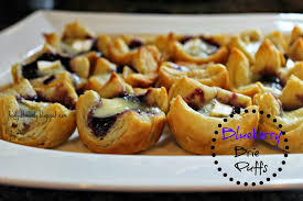 blueberry brie puffs bettycupcakes