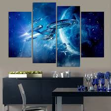 online buy wholesale 4 panel star wars canvas from china 4 panel