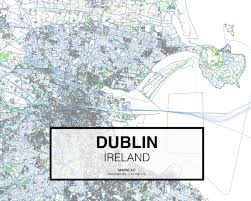 home design dwg download dublin ireland download cad map city in dwg ready to use in