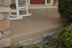 Concrete Patio Covering Ideas Stamped Concrete Patio As Outdoor Patio Furniture For Unique How