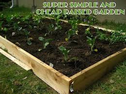 the 25 best cheap raised garden beds ideas on pinterest raised