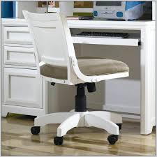 wooden rolling desk chair white wooden desk chair rimilvets org