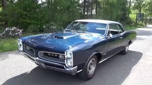 1966 pontiac gto 389 tri power 4 speed youtube