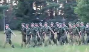 Russian Army Meme - compilation of russian army troops singing and marching to the