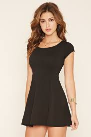 lace up skater dress forever 21 2000180606 forever 21