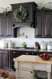 wood kitchen cabinets uk home tour the wood grain cottage trendy