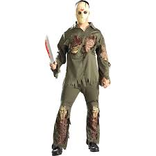 amazon com rubie u0027s costume co men u0027s friday the 13th super