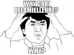 Jackie Chan Meme - why cari delamielleure why meme jackie chan wtf 51480