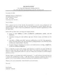 management trainee cover letter letters font