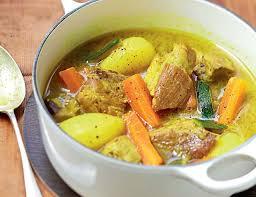 viande facile à cuisiner colombo de porc aux légumes porc recette facile et colombo
