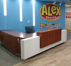 Rounded Reception Desk by Kubist Reception Desk Arnold Contract