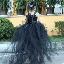 aliexpress com buy train tail girls black tutu dress baby