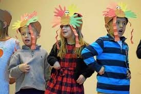 st teresa of calcutta school celebrates thanksgiving