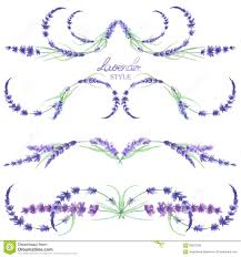 a set with the frame borders floral decorative ornaments with the