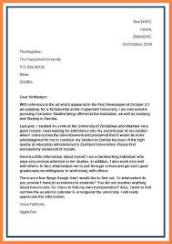 application letter format job cover letter email format sample