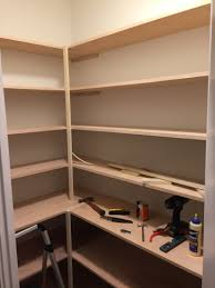 Pantry Shelf How To Build A Custom Pantry U2014 Philip Miller Furniture