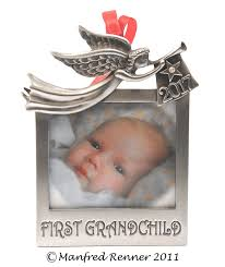 amazon com the grandparent gift ceramic photo ornament