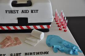 first aid kit cake cakecentral com
