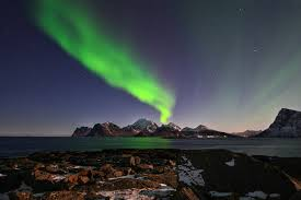 what creates the northern lights solar storm to amp up earth s northern lights wednesday