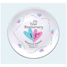 13th anniversary gift 11 13th wedding anniversary gift ideas happy 13th wedding