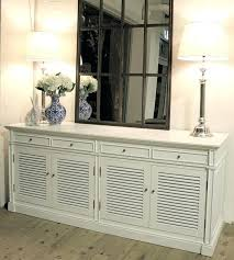 kitchen sideboard white buffet cabinet white medium size of