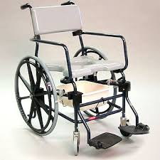 Shower Chairs With Wheels Activeaid Rehab Shower Commode Chair 24