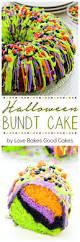 Halloween Cake Plate Stand by Halloween Bundt Cake Love Bakes Good Cakes