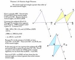 Example Of Alternate Interior Angles Section 1 2