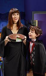 vanessa u0027s u0027not so scary u0027 chocolate slime tart tesco real food