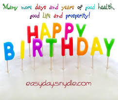 fabulous happy birthday wishes from us according cool wish
