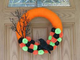 Easy Halloween Wreaths by Piquant Diy Halloween Wreaths Popsugar Home Together With Diy