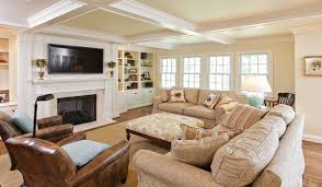 Family Room Ideas - Comfortable family room furniture