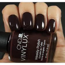 cnd creative nail design vinylux fedora 15ml 0 5fl oz cnd