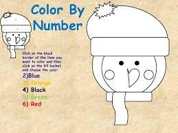 free worksheets color number 1 5 free math worksheets