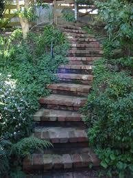 Brick Stairs Design Garden Bricks Galleries Of Brick Step For Exterior Design
