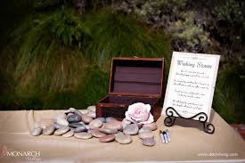 wishing stones wedding intimate rustic blush wedding at the lodge at torrey pines san