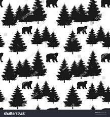 christmas tree pattern background ne wall