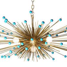 Beaded Turquoise Chandelier Best Beaded Chandelier Lighting Products On Wanelo