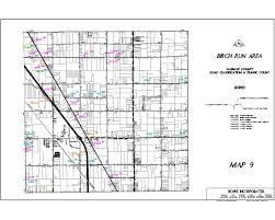 Tanger Outlet Map Birch Run Township Mi Building Zoning Administration