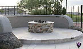 Landscape Fire Features And Fireplace Image Gallery Arizona Royal Landscaping Fire Features Arizona Royal Landscape