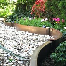 decorative flower bed edging smartwedding co
