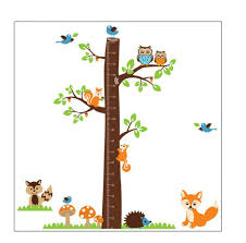 Forest Nursery Wall Decals by Amazon Com Nursery Forest Animals Wall Decal Vinyl Baby Animal