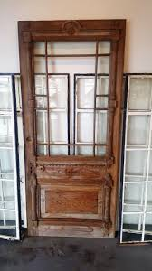 United Glass And Door by Salvaged Doors Encore Salvage
